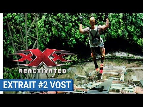 xXx REACTIVATED - Extrait #2 - Vin Diesel en hors-piste extrême (VOST)