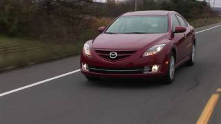 2010 Mazda MAZDA6 I Touring Plus - Drive Time Review