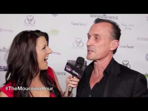 Robert Knepper, The Mourning Hour Screening, Grauman's Egyptian Theatre
