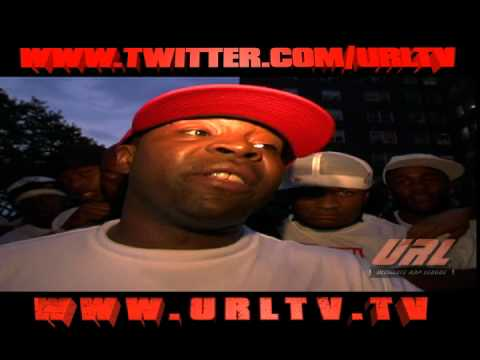 URL PRESENTS MURDA MOOK VS PARTY ARTY P80 HQ [ FULL BATTLE]
