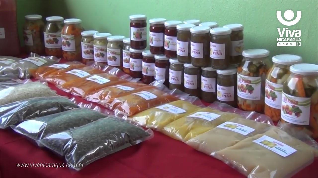 MEFFCA facilita créditos a familias emprendedoras de San Pedro del Norte, Chinandega