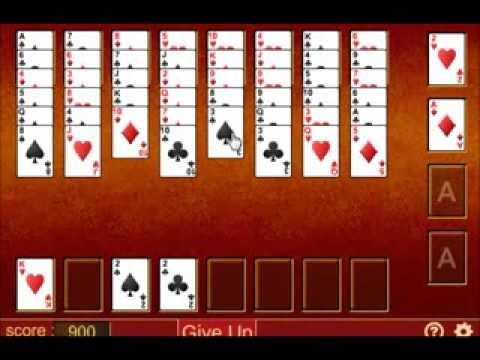Video of Eight Off Solitaire Premium