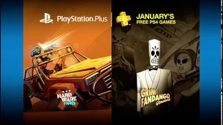 PLAYSTATION PLUS [ JANURAY ] FREE GAME
