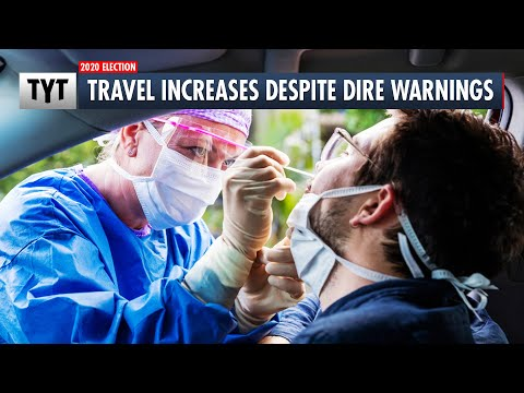 Travel Surges Along with Covid in America