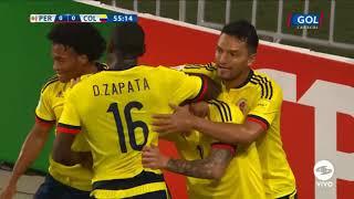 Video Peru Vs Colombia 1 1  NARRACION COLOMBIANA MP3, 3GP, MP4, WEBM, AVI, FLV September 2018