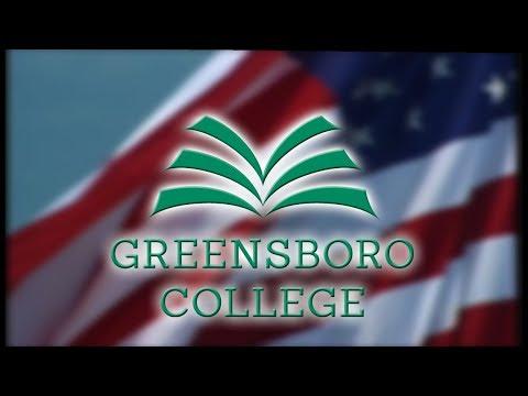 Greensboro College, Greensboro. North Carolina