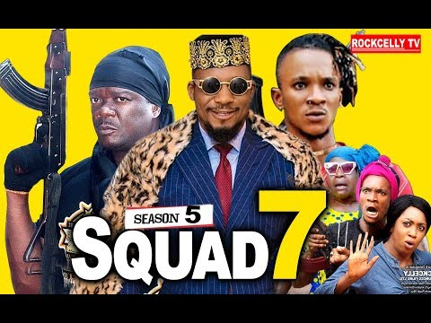 Squad 7 Season 5 (season Finale)| 2019 Nollywood Movies