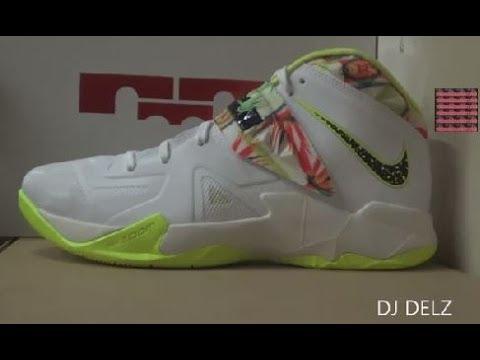 0 Nike Zoom LeBron Soldier 7 Kings Pride