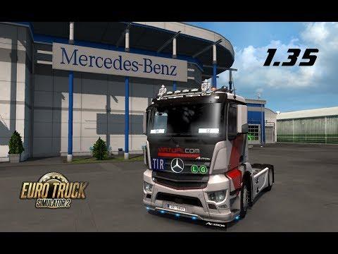 Mercedes Antos 12 v1.2.0.123 r1.35.1