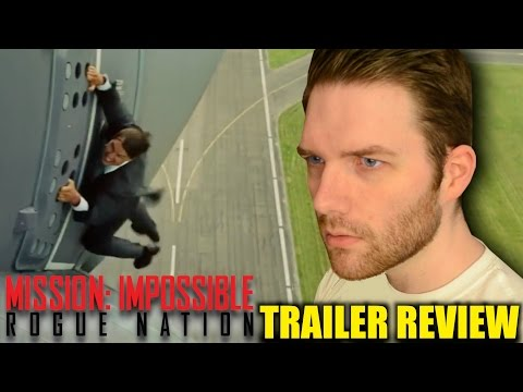 Mission: Impossible – Rogue Nation – Trailer Review