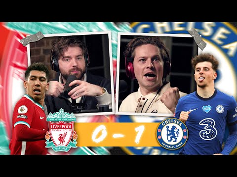 LIVERPOOL 0-1 CHELSEA  | RORY REACTS! FT @lozcast