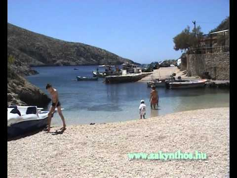 Παραλίες της Ζακύνθου