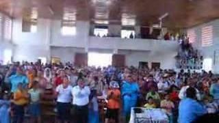 Confraternidad federaciones Distrito Oeste Panama