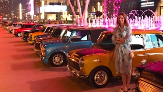 Something very interesting :) And here is the information where you can find the following: - FARZI Cafe: http://farzicafe.ae - Car Exhibition (till April 22...
