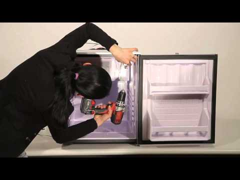How to install Smart Energy Control on Cruise Elegance Line fridges