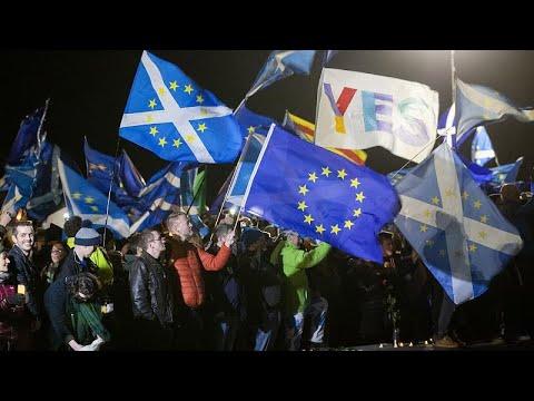 Brexit: Δυσαρέσκεια και προβληματισμός σε Σκωτία και Β.Ιρλανδία…