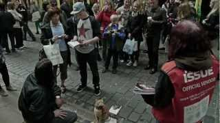 Nonton A Street Cat Named Bob - short documentary Film Subtitle Indonesia Streaming Movie Download