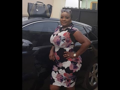 "See The Video That Proves, Ronke Odusanya ""Becky"" Is The Most Endowed Yoruba Movie Actress"