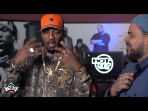 Grafh Freestyle On The Hot Box