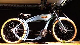 4. 2019 Ruff Cycles The Ruffian Cruiser Electric Bike - Walkaround - 2018 Eurobike