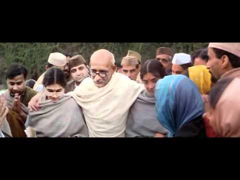 Gandhi Gets Shot