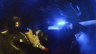 """Kierowca Audi RS4 """"bawi"""" się z policją w berka"""