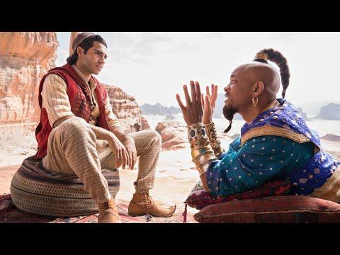Aladdin (हिन्दी) -Aladdin and jinni funny scene in hindi | Mad 4 Movies