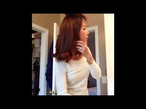 การม้วนผม - Video created with the Socialcam app on iPhone: http://socialcam.com.