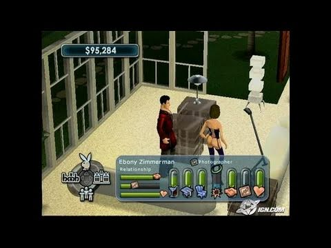 playboy the mansion for sony playstation 2