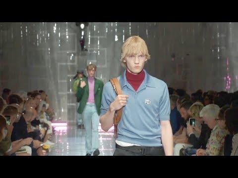 Prada | Spring Summer 2019 Full Fashion Show | Menswear