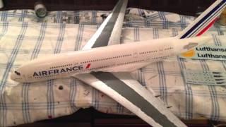 Video Revell Air France A380 1:144 MP3, 3GP, MP4, WEBM, AVI, FLV Juni 2018
