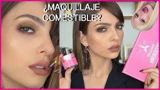 Primera vez probando Jeffree Star Cosmetics | Anna Sarelly