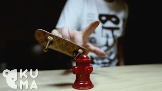 Fingerboarding in Taiwan - YouTube