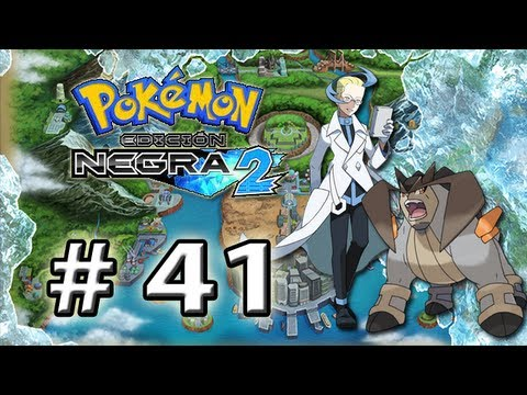 Pokémon Negro 2 por Muerte17 (Parte 41 - Ruta 22