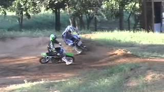9. Squirt vs klx110 going head to head