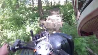 10. Yamaha wolverine 350 gopro EP 8