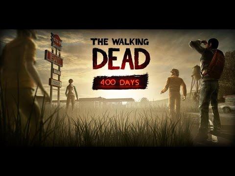"""Ver The Walking Dead el Juego – Episodio DLC: """"400 Dias"""" – Sub español – Full HD en Español Online"""