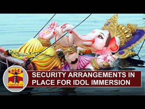Elaborate-Security-Measures-in-Place-for-Ganesh-Idol-Immersion-Thanthi-TV