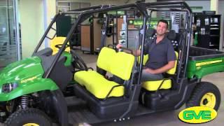 4. John Deere Gator - XUV 825i & XUV 550 S4