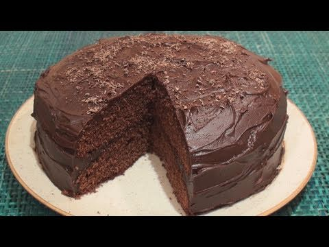cook a delicious sacher (sachertorte)