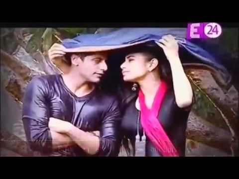 Naagin Season 2   Rocky Shivangi Bold Rainy Romance   Episode 3 On Location 15 October 2016
