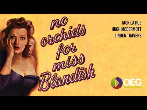 No Orchids For Miss Blandish 1948 Trailer