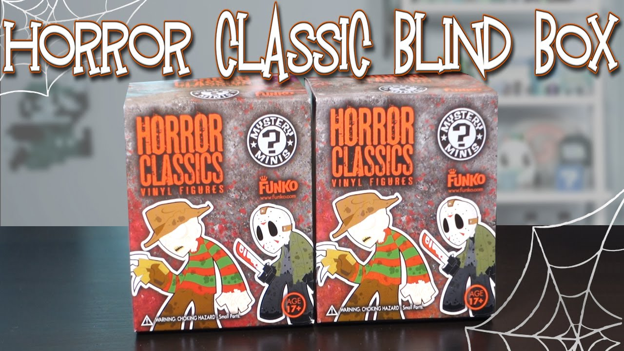 Horror Classic Vinyl Figures