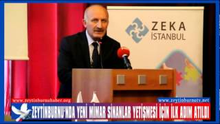 EnderunÇocuk Ünversitesi Zeytinburnu'nda Açıldı
