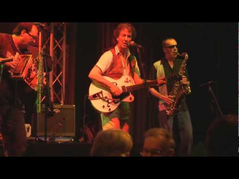 Hey Good Lookin' - live at Gloucester Festival 2010