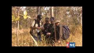 CNC 1 Aug 2013: WWF-Cambodia Celebrates World Ranger Day