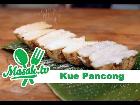 Kue Pancong   Jajanan Nusantara #073