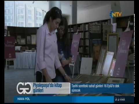 Sahaf Günleri / NTV