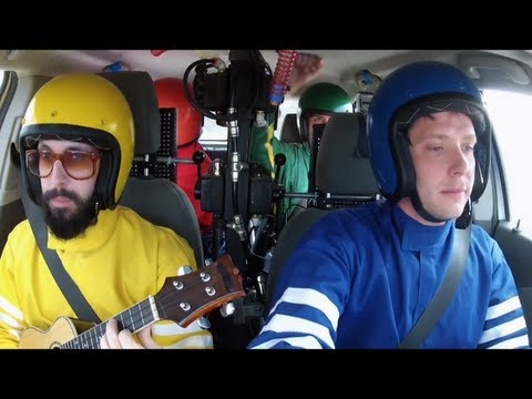 OK Go - Needing/Getting - Official Video (видео)