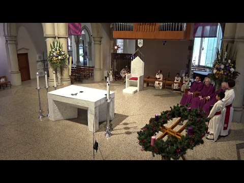 (2018-12-9) December 9, 2018 Mass For The Second Sunday Of Advent